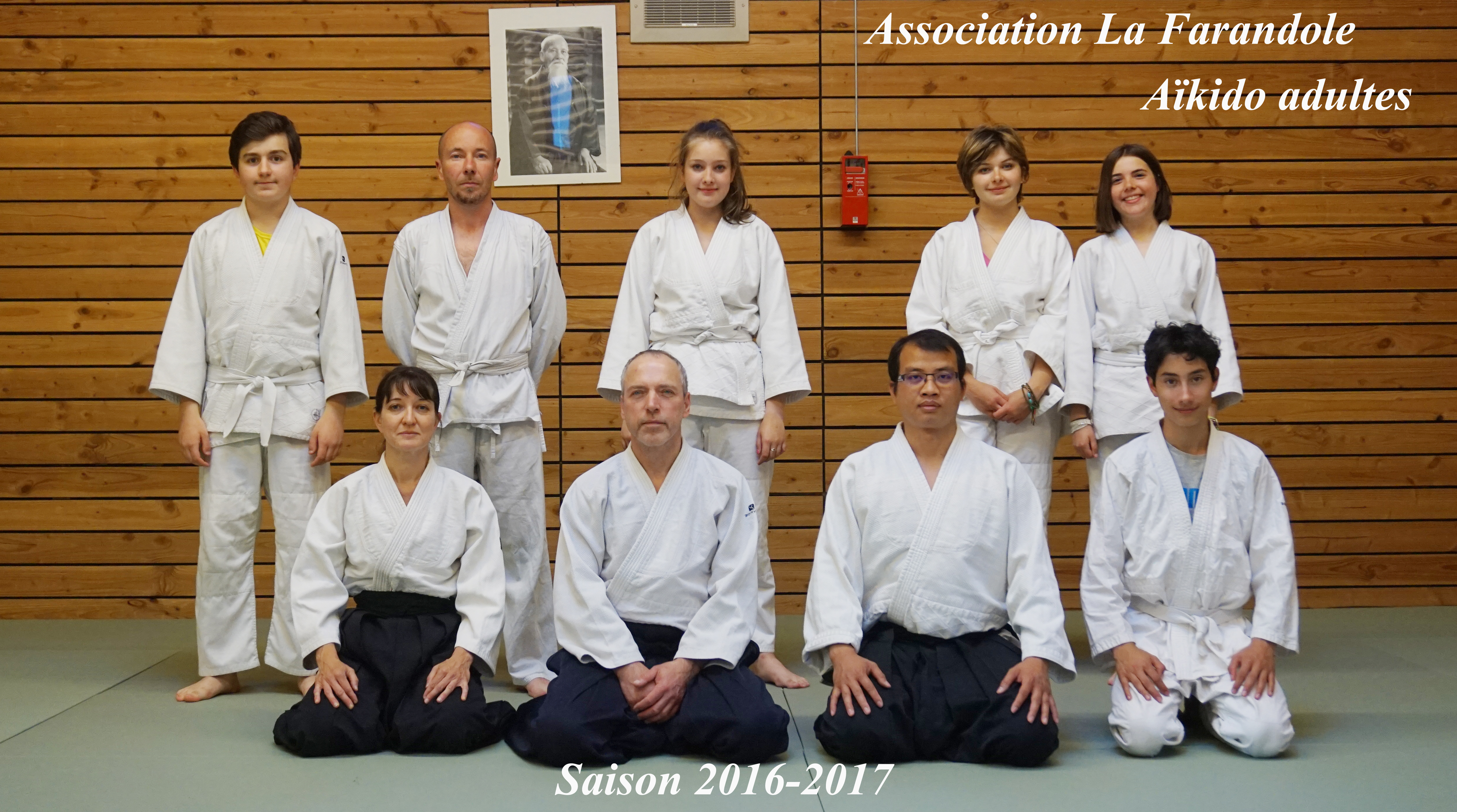 Aikido adultes